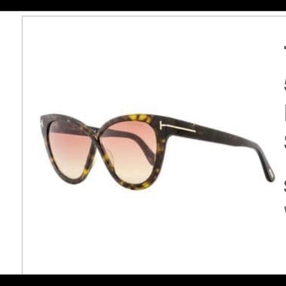 38b310007189 Tom Ford Arabella sunglasses. M 5be4e5c4aa5719b6efd5c154